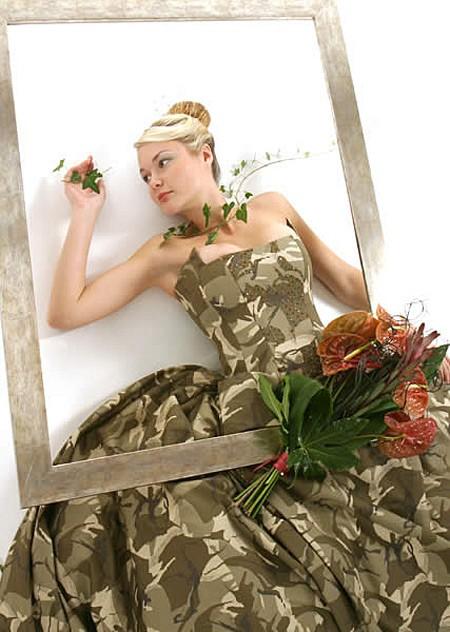 nevesta-militari Свадьба в стиле милитари