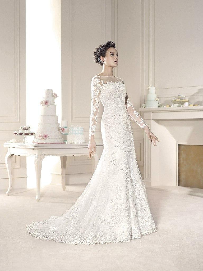 Коллекция свадебных платье от Novia D'art