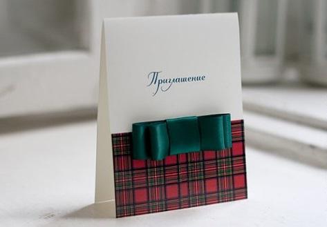 "priglasheniya-shotlandiya Свадьба в стиле ""Шотландия"""