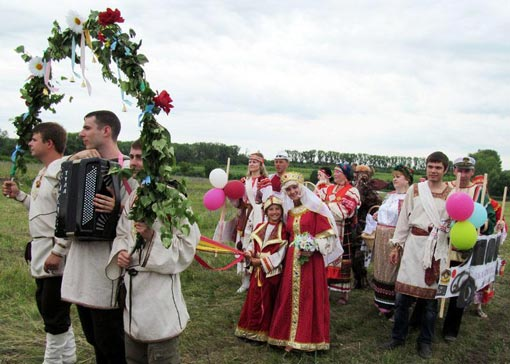 russvadba_2 Свадьба в русском народном стиле: идеи и воплощение