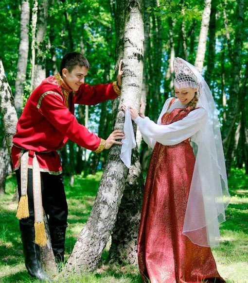 russvadba_7 Свадьба в русском народном стиле: идеи и воплощение
