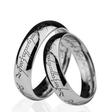 svadebnye-koltsa Свадьбы в стиле фильма «Хоббиты» и «Властелин колец»