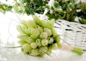 Весенняя свадьба -Тюльпановая