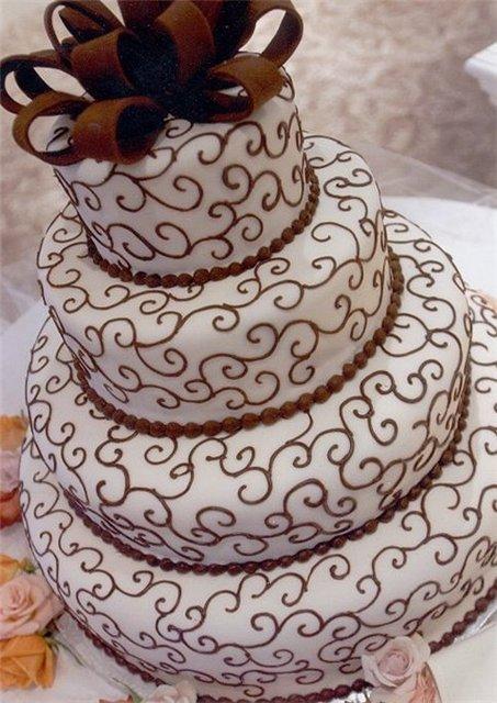 "tort-kofe Свадьба в стиле ""Кофе"""