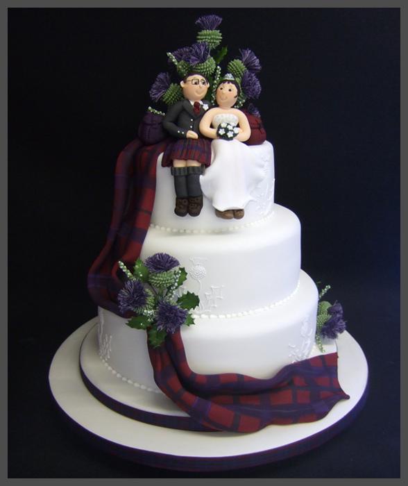 """tort-shotlandiya Свадьба в стиле """"Шотландия"""""""