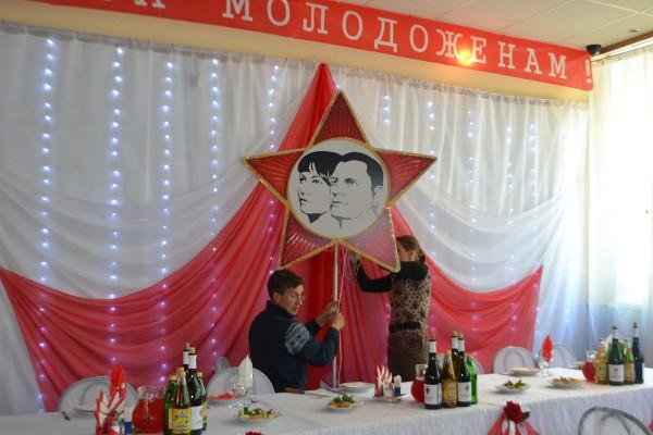 ukrasheniya-sssr Свадьба в стиле СССР