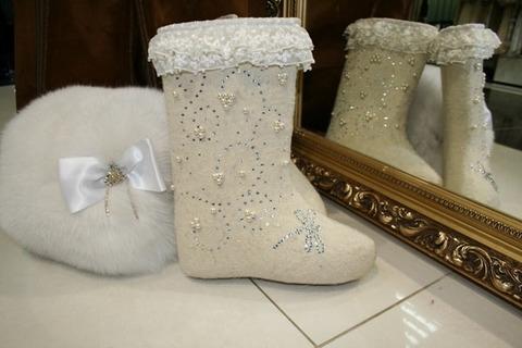 valenki-5 Свадебные валенки - обувь для зимней свадьбы