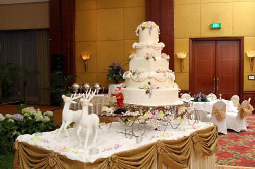 zima-svadba_10 Зимняя свадьба - продолжение волшебства