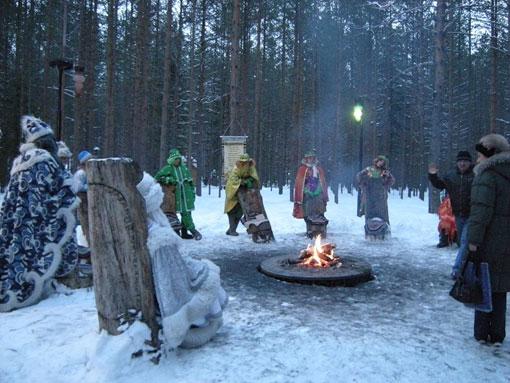 zima-svadba_2 Зимняя свадьба - продолжение волшебства