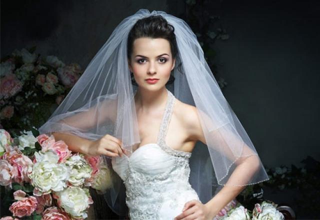 01_2 Виды фаты для невесты