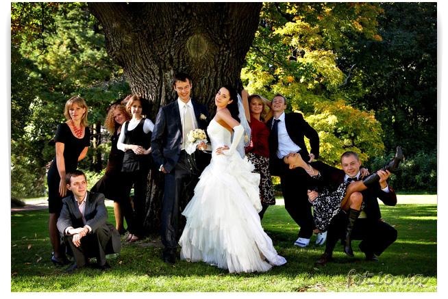 07124767 Участники свадьбы и их обязанности
