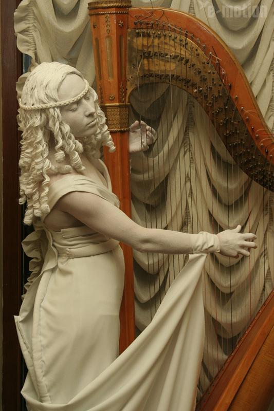 1251866752_294938 Живые скульптуры на свадьбу