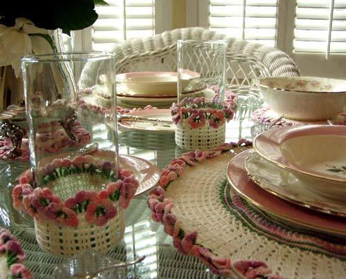 1da Винтаж в декоре свадебного стола