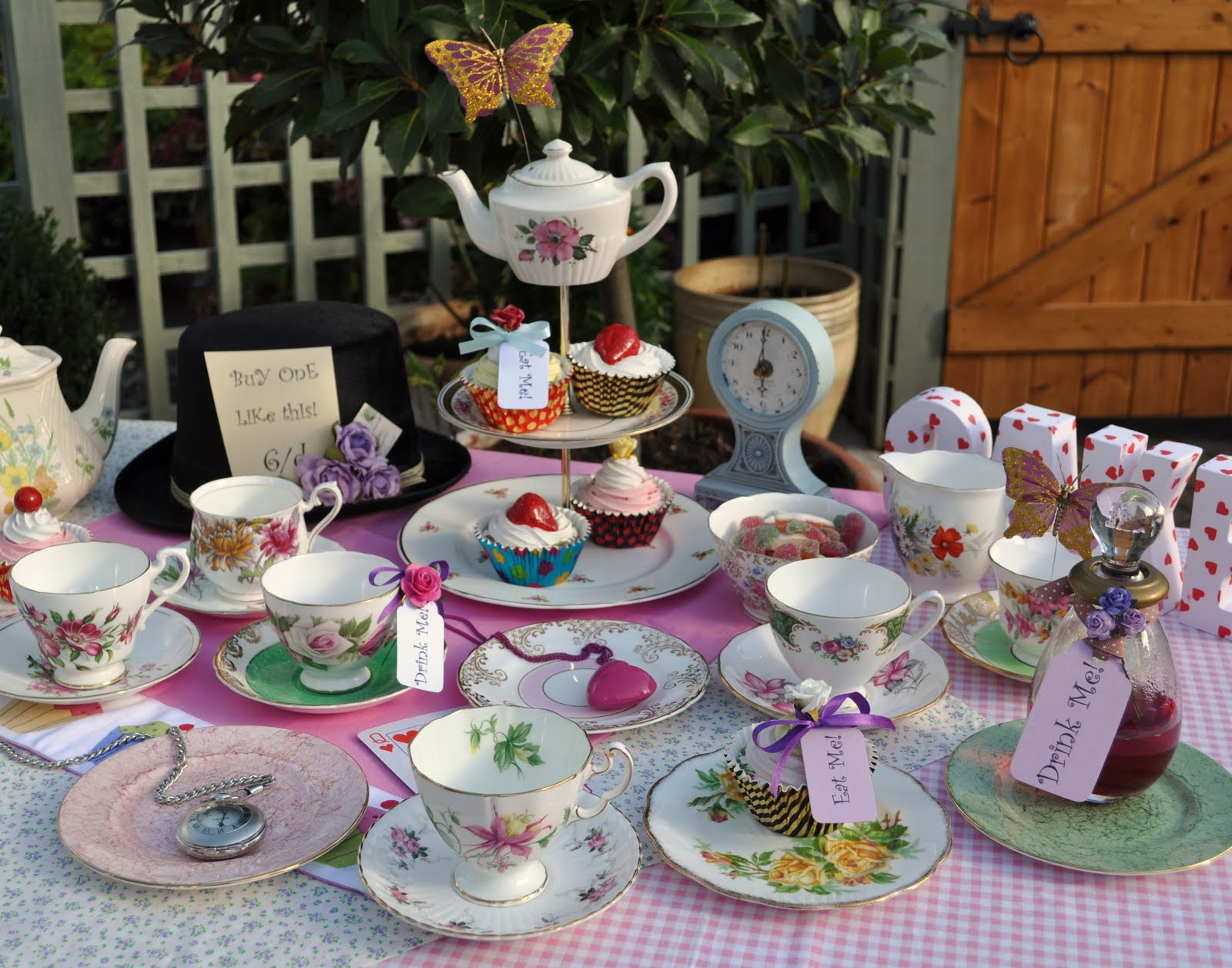 20131023135231609 Чайный бар на свадьбе