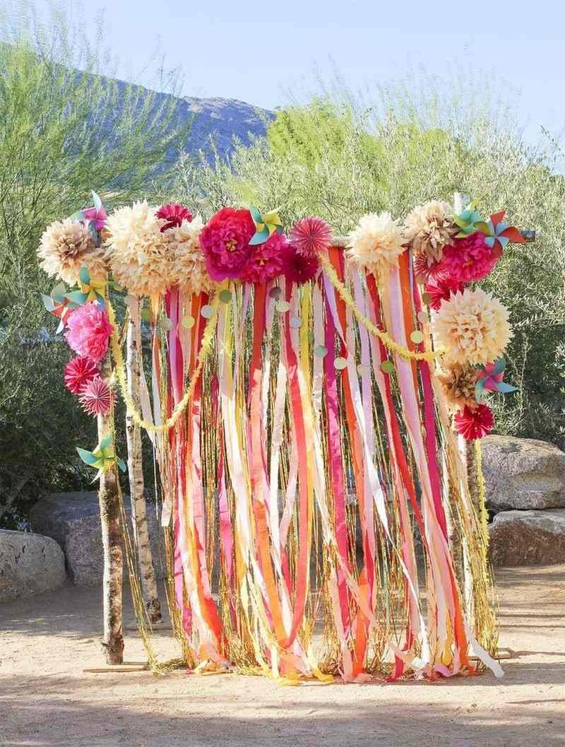 4 новых идеи для оформления фотозоны на свадьбе