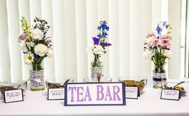 7f9bed97 Чайный бар на свадьбе