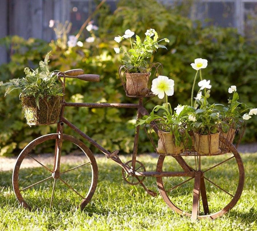 86604373_large_M1Vc4sDzNoc Как можно использовать велосипеды в декоре свадьбы?