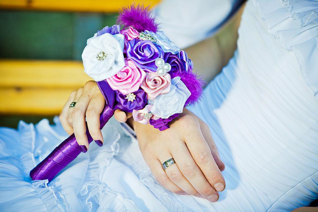 9463259034-svadebnyj-salon-buket-nevesty-fioletovyj-n9065 Свадебный букет в фиолетовых тонах