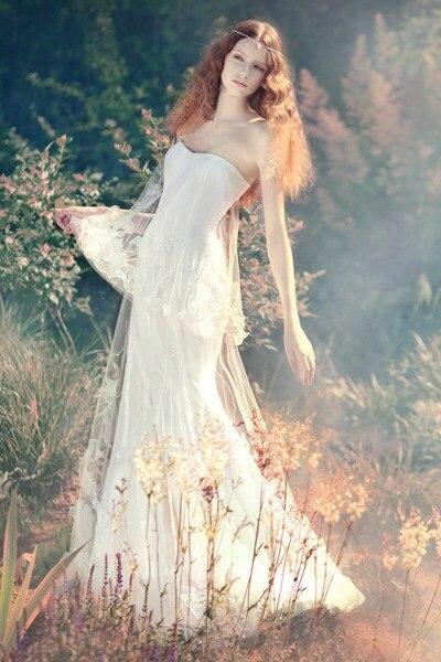 Коллекция свадебных платье от Alena Goretskaya 2013 года