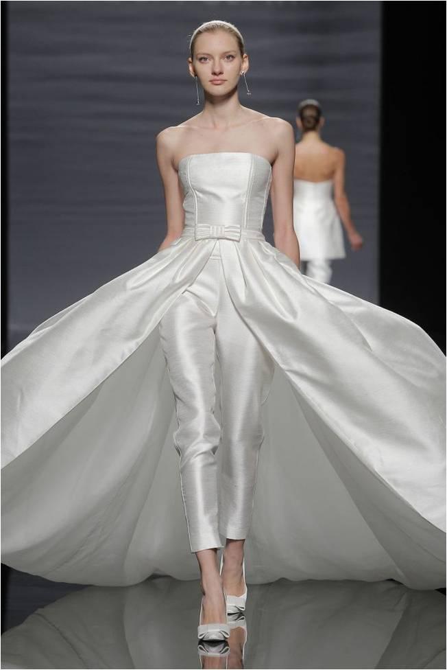 Bryuchnyj-svadebnyj-kostyum-4 Брючный свадебный костюм - новая модная тенденция