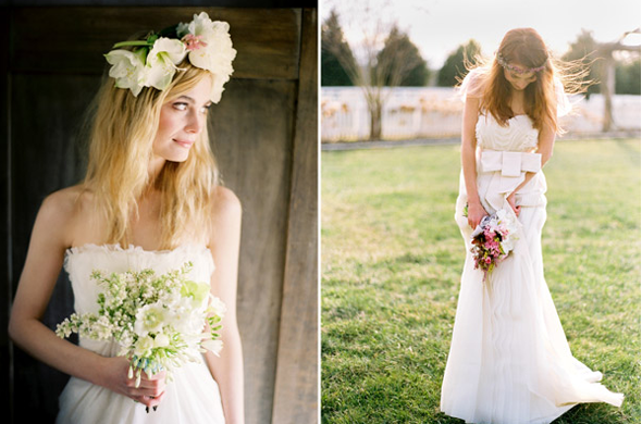 Imagem41 Цветочный венок для невесты