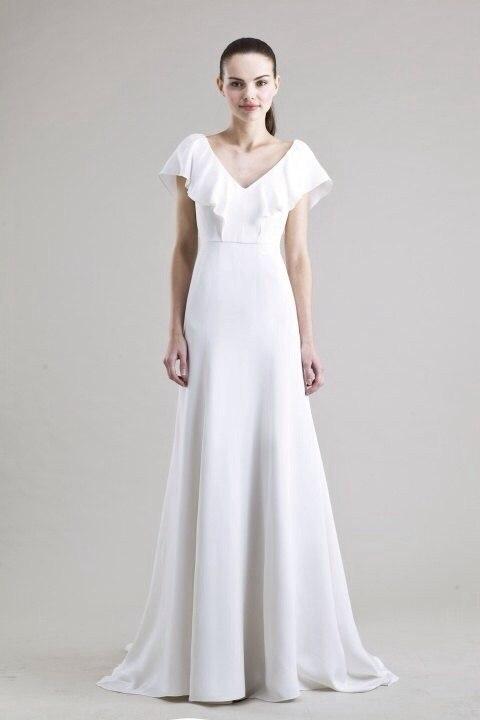 Коллекция свадебных платьев от Jenny Yoo