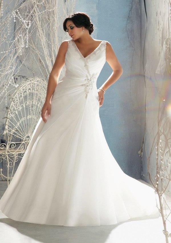 Mori-Lee-zima2014-2 Зимняя коллекция свадебных платьев 2014 для роскошных женщин от Mori Lee