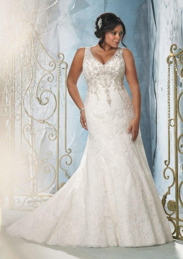 Mori-Lee-zima2014-6 Зимняя коллекция свадебных платьев 2014 для роскошных женщин от Mori Lee