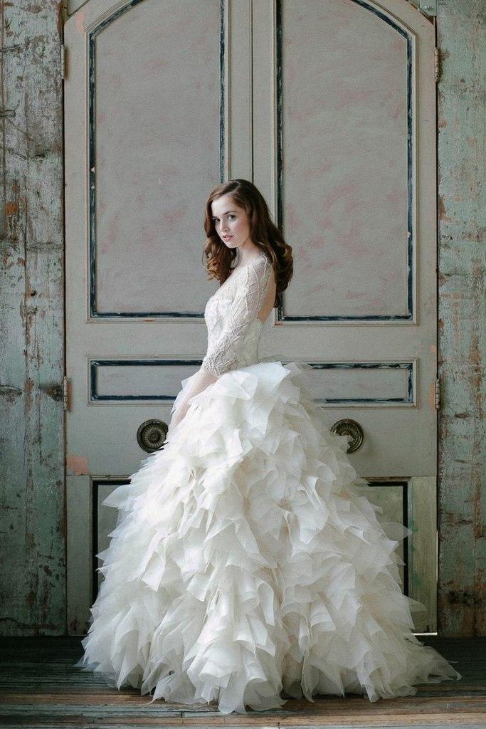 Коллекция свадебных платьев Sareh Nouri