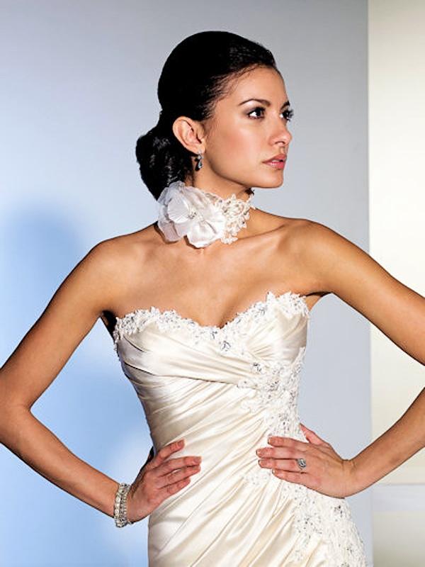Невеста с загаром, как пользоваться солярием перед свадьбой