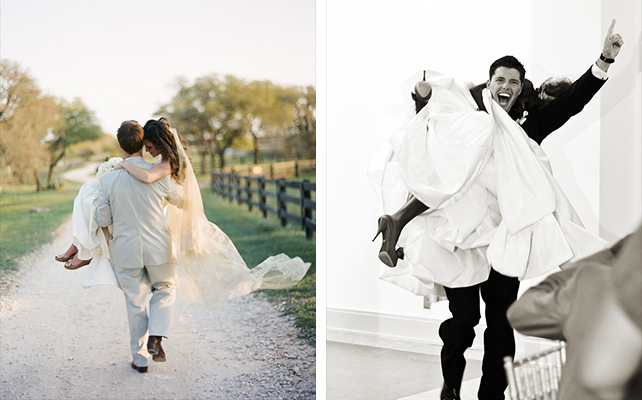 10  фотографий, которые должны быть в вашем свадебном альбоме