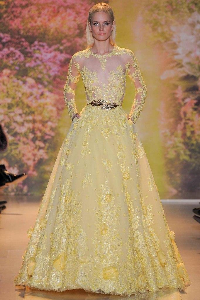 Коллекция свадебных платьев от  Zuhair Murad