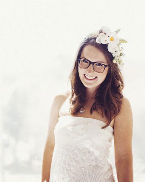 avivbril2 Невеста в очках