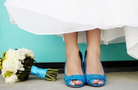 Бирюзовая свадьба или свадьба в оттенках бирюзового цвета