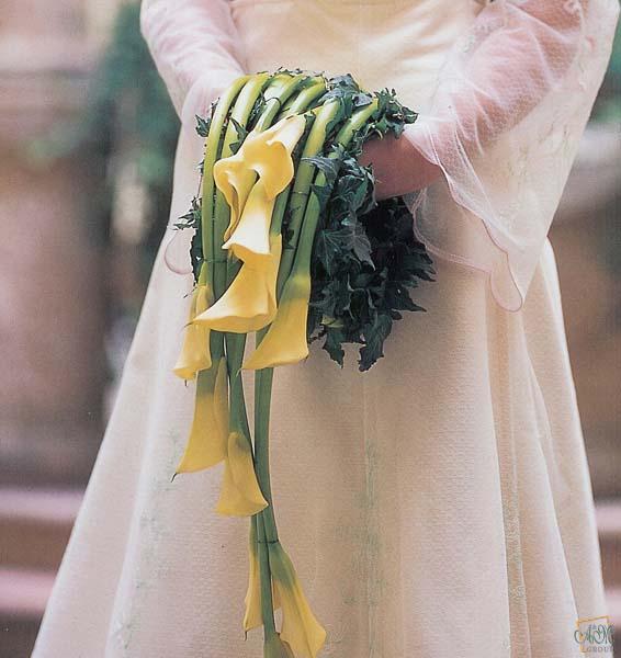 buket-mufta-4 Свадебный букет - муфта