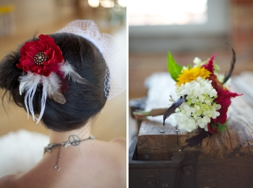 Свадьба в стиле игры angry birds