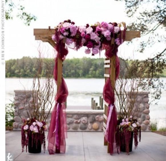decor Свадьба в стиле «Сакура»: прекрасная весенняя свадьба
