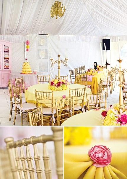 """dekor-stola-kravitsa-i-chudovishhe Свадьба в стиле сказки """"Красавица и чудовище"""""""