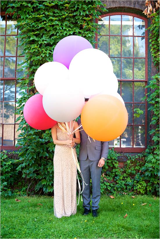 gigantskie-shary-na-svadbu-4 Гигантские воздушные шары на свадьбу