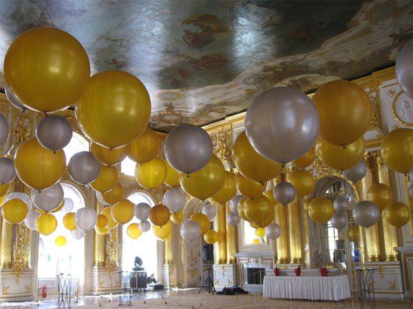 gigantskie-shary-na-svadbu-5 Гигантские воздушные шары на свадьбу