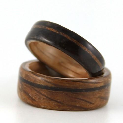 koltso-8 Фотоподборка колец для деревянной свадьбы