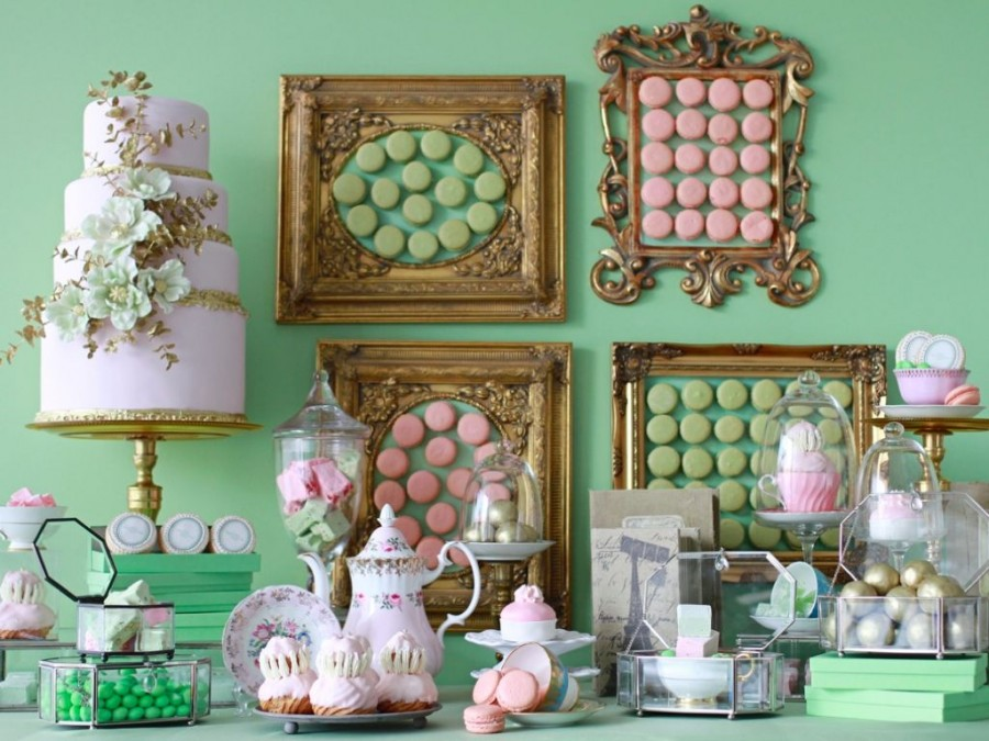 laduree.sweet-table.001-e1327354446954 Оформляем Candy bar