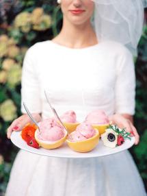 Летние свадебные сладости