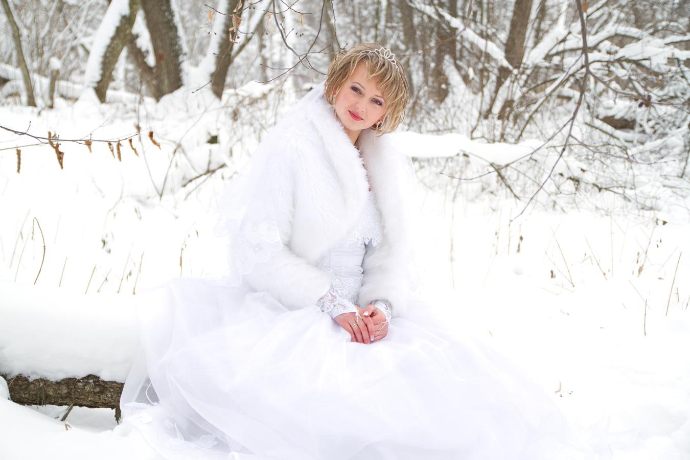 nevesta-snezhaya-koroleva Идеи для свадеб со стилем, тематические свадьбы
