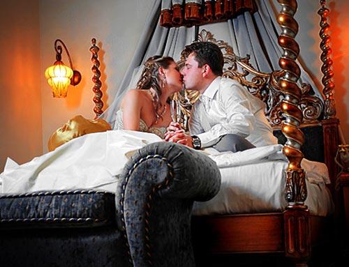 Готовимся к брачной ночи