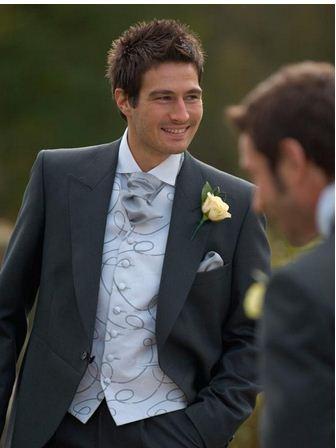 Шейный платок для жениха