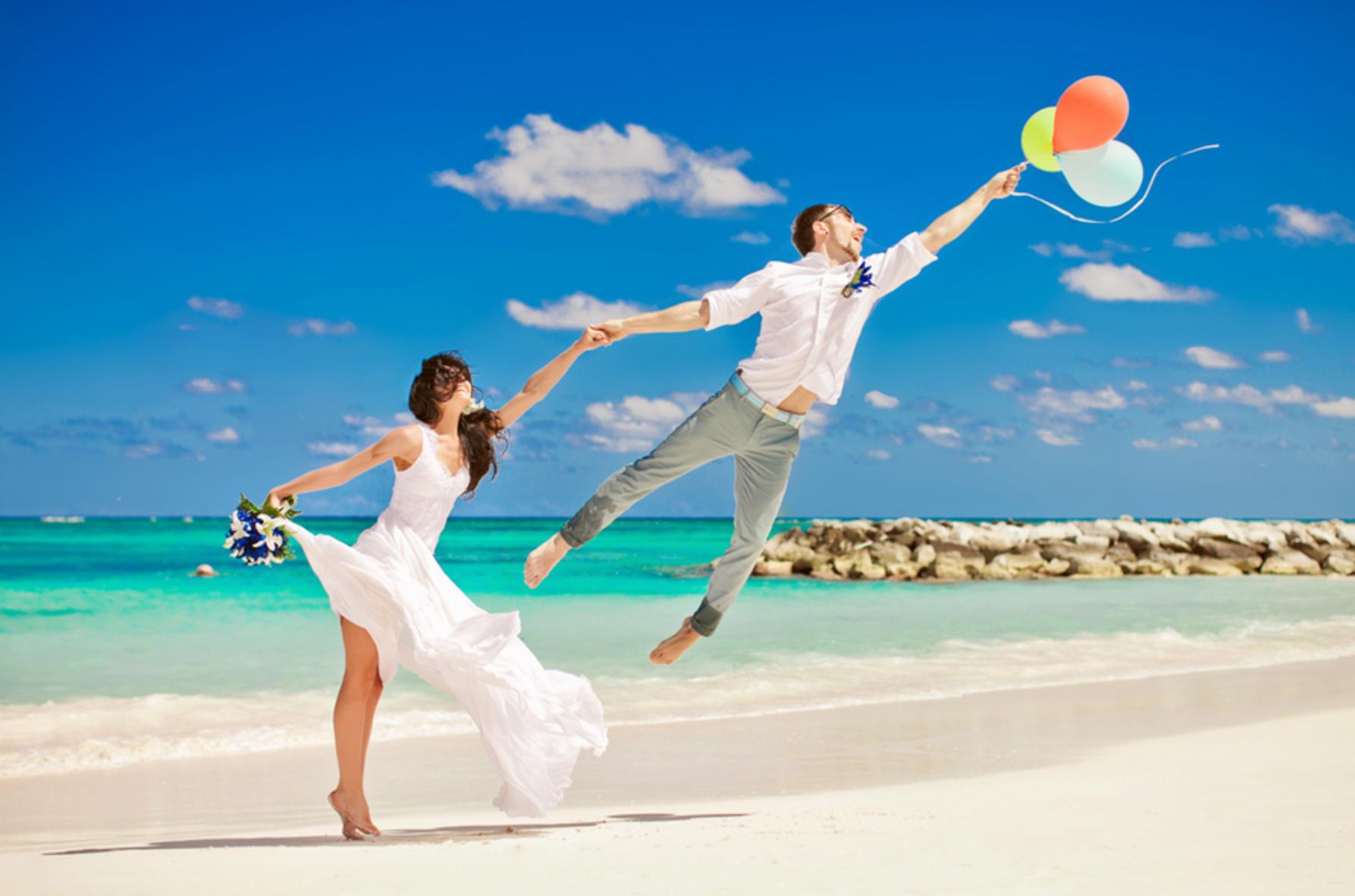 Смешные картинки свадебное путешествие