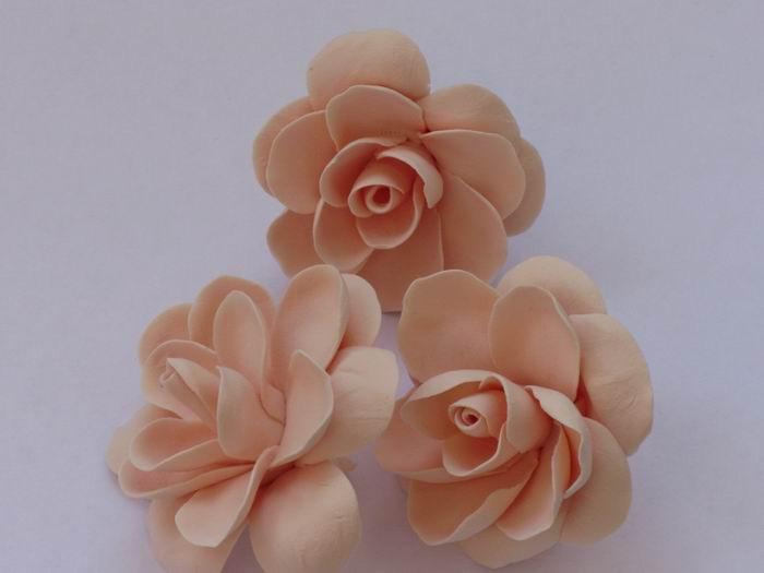 sergi-iz-gliny-3 Свадебные серьги из полимерной глины креативно, стильно и красиво