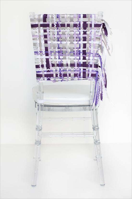 stulya8 Мастер-класс. Декор стульев лентами.