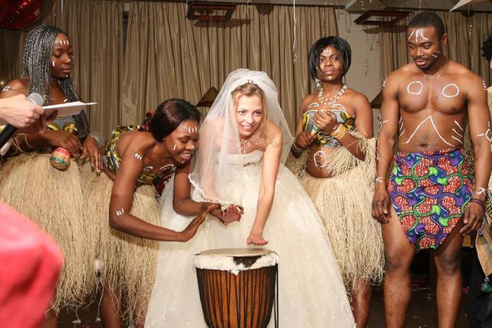 svadba-v-stile-afrika Свадьба в африканском стиле